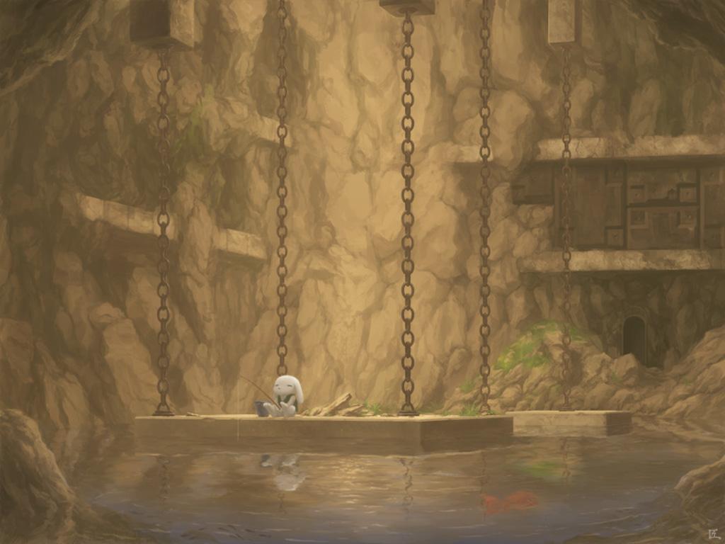 cave story zerochan anime image board