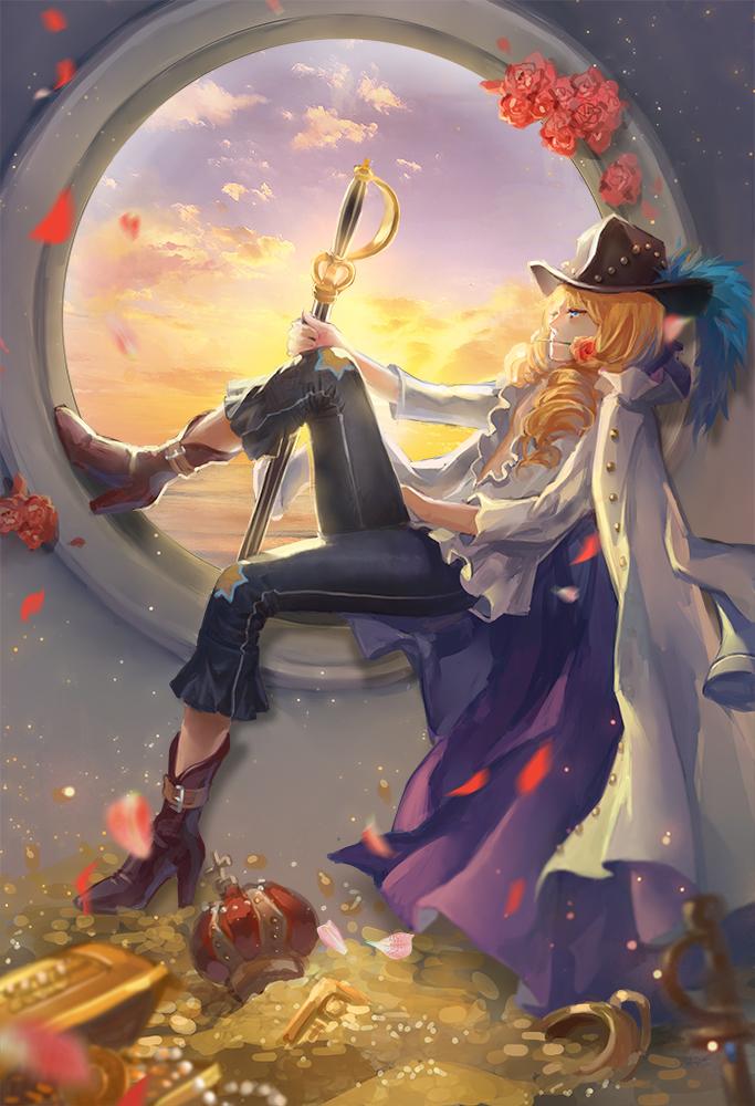 Cavendish - ONE PIECE - Zerochan Anime Image Board