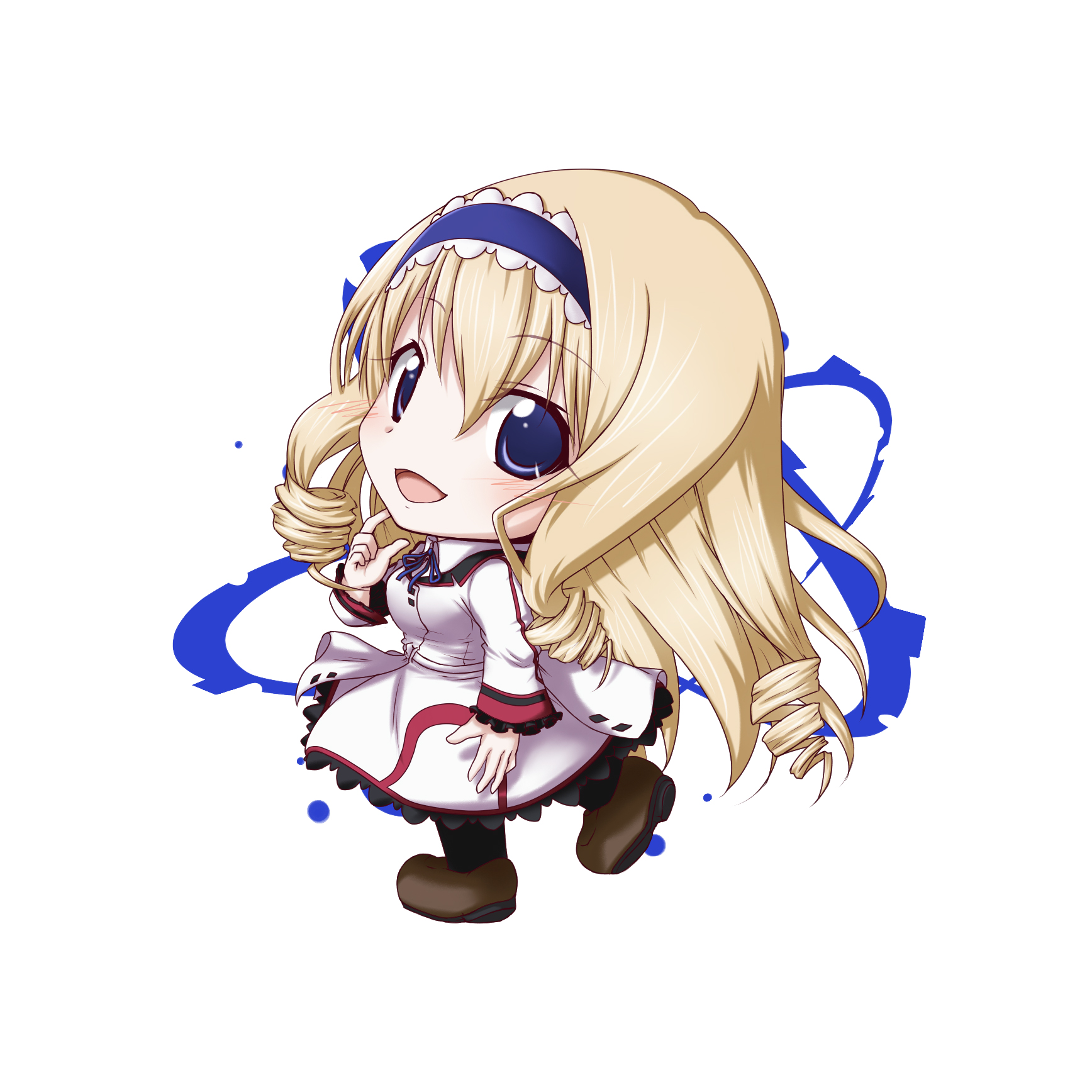 Tags Anime Kuena Infinite Stratos Cecilia Alcott