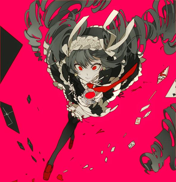 Tags: Anime, Suou, Danganronpa, Celestia Ludenberg, Fanart From Pixiv, Pixiv, Fanart