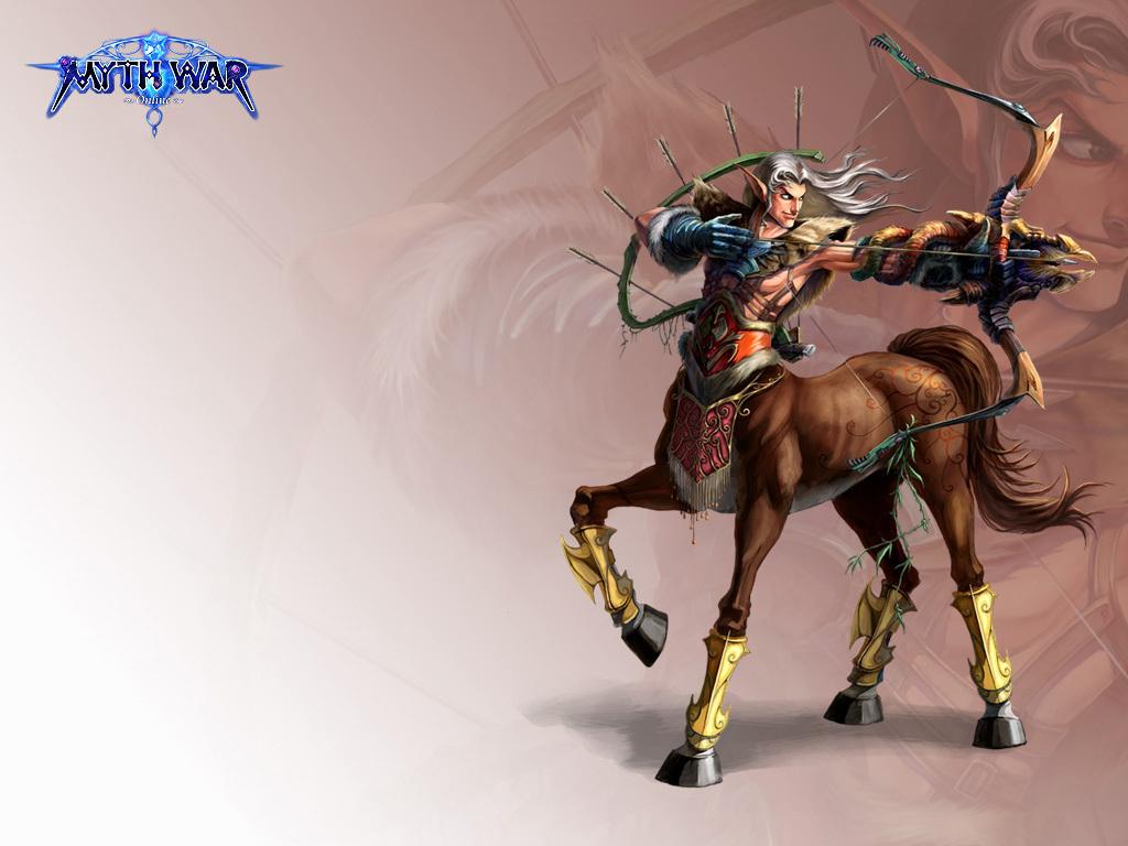 Ancient Greek Mythology Background View Fullsize Centaur  Myth
