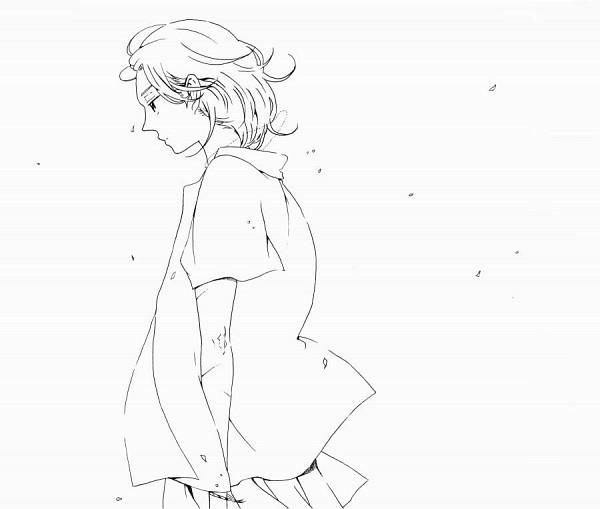 Zerochan Lineart : Center image zerochan anime board
