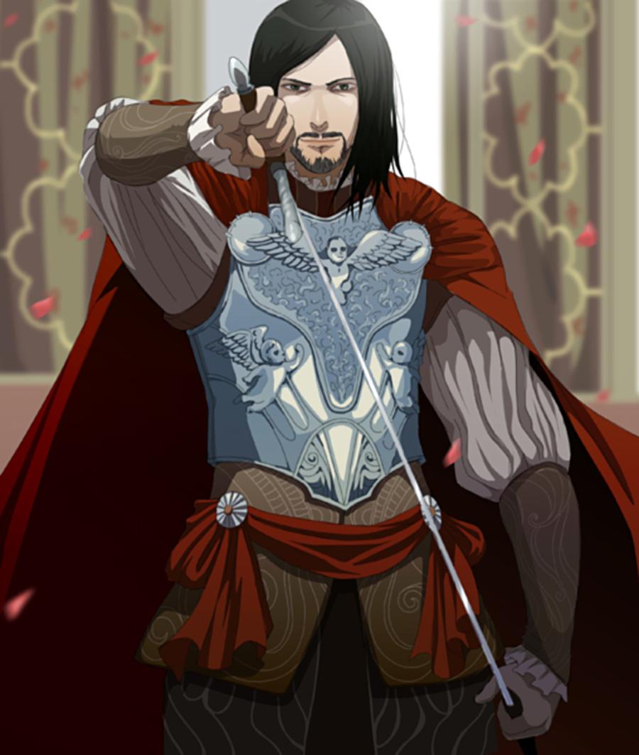 Cesare Borgia Assassin S Creed Brotherhood Image 357913