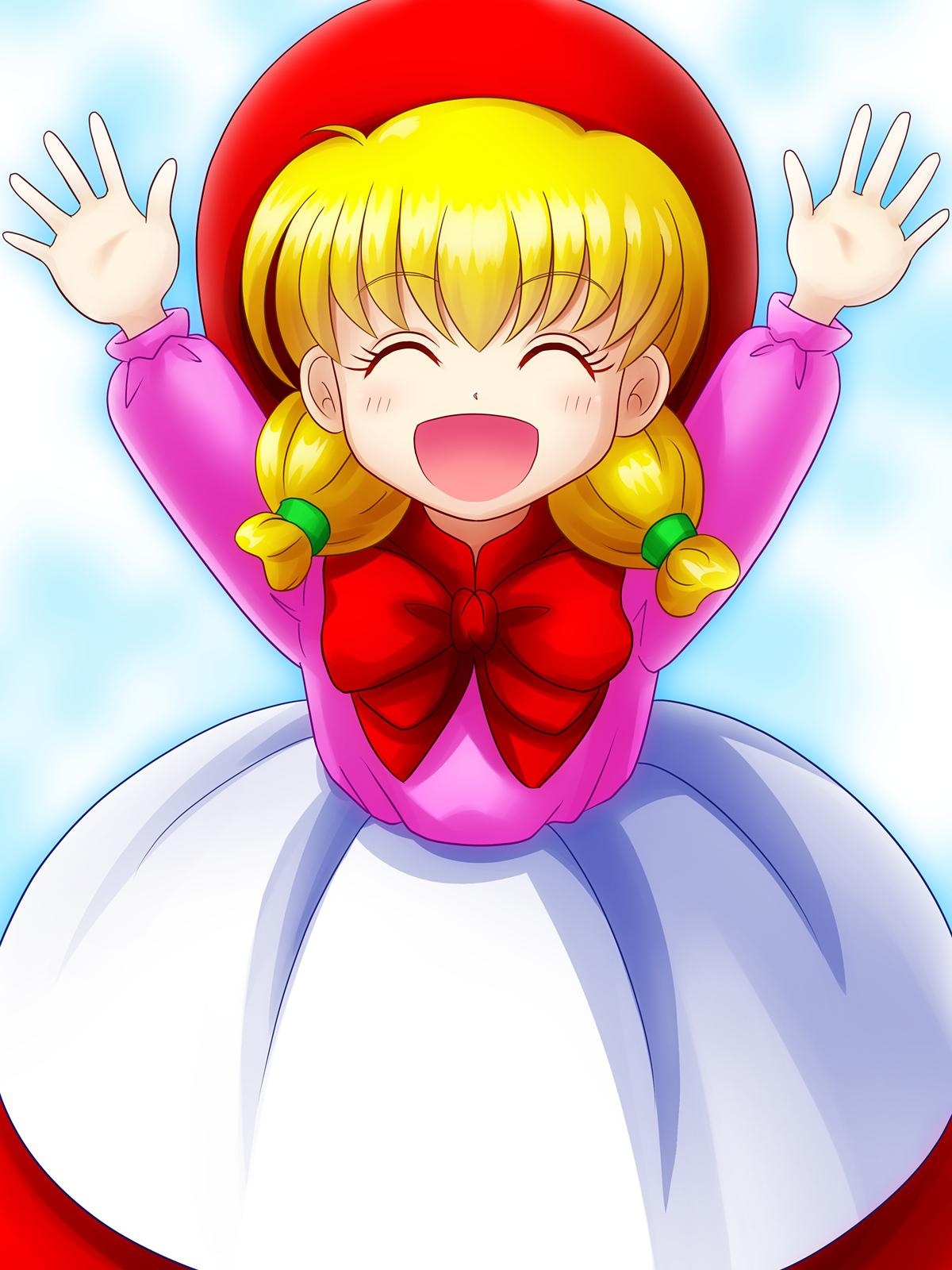 Chacha Akazukin Chacha Wallpaper 2378951 Zerochan Anime