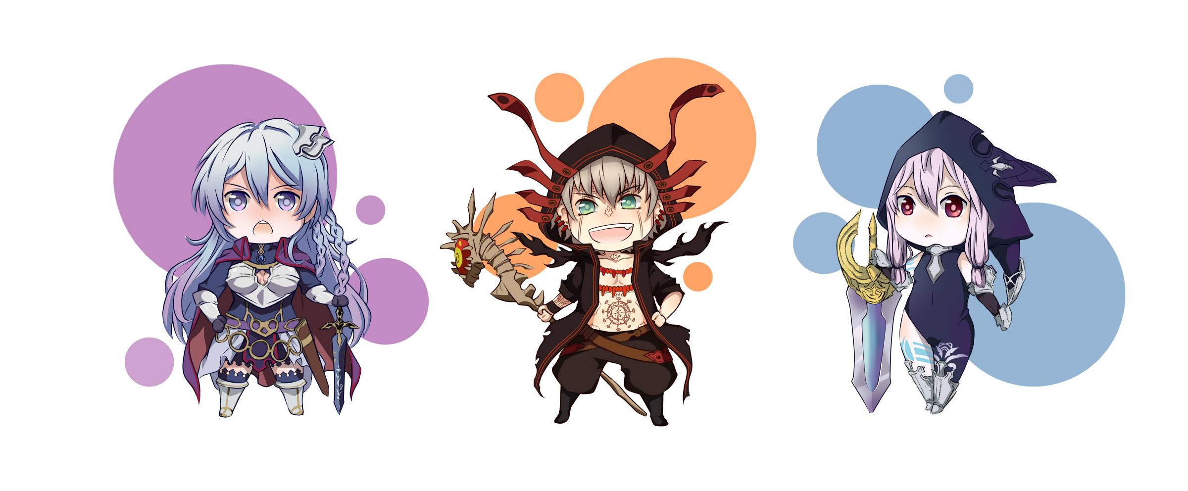 Chain Chronicle - Zerochan Anime Image Board