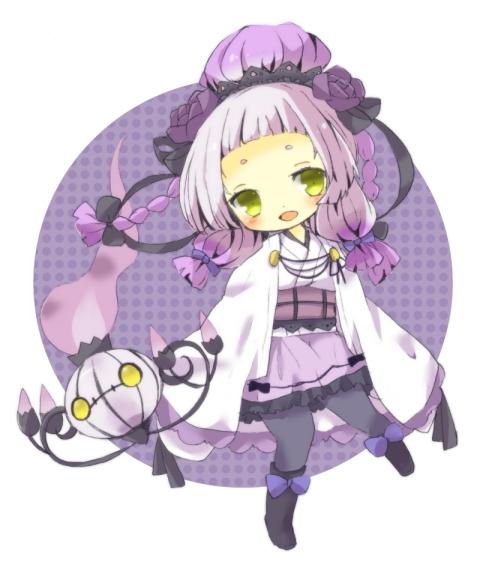 Tags: Anime, Pixiv Id 2804498, Pokémon, Chandelure, Fanart From Pixiv, Pixiv, Fanart