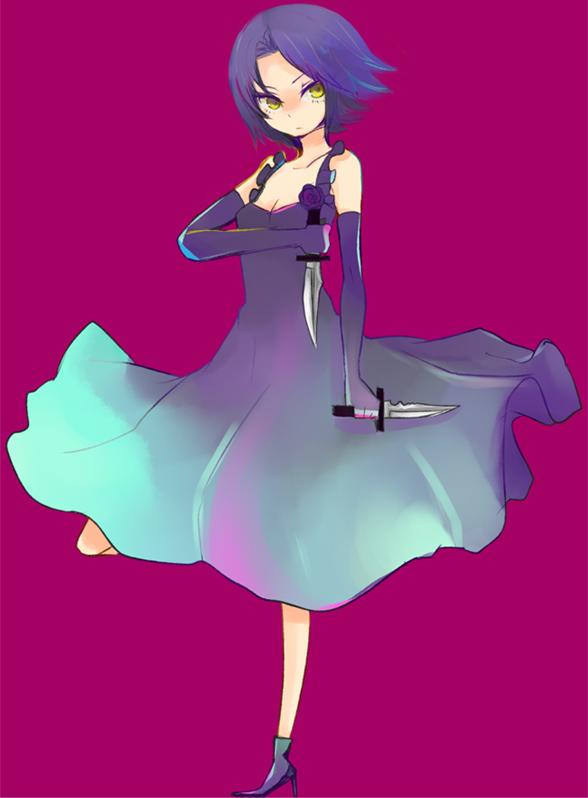 Tags: Anime, Tomoya (Artist), Baccano!, Chane Laforet, Fanart, Pixiv