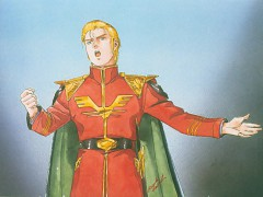 Char Aznable  YouTube