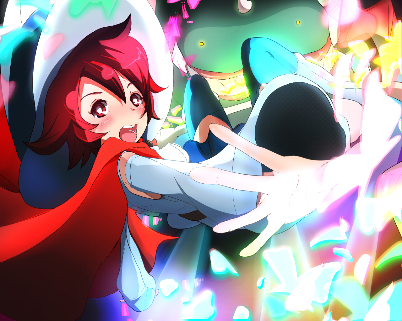 Chariot Du Nord Little Witch Academia Zerochan Anime Image Board