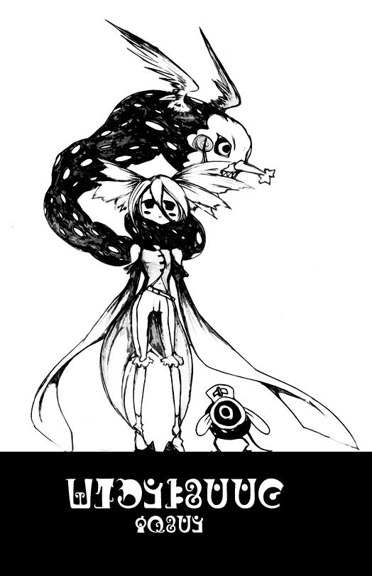 Tags: Anime, Lolita Majin, Mahou Shoujo Madoka☆Magica, Pyotr, Charlotte (Madoka Magica), Pixiv, Fanart