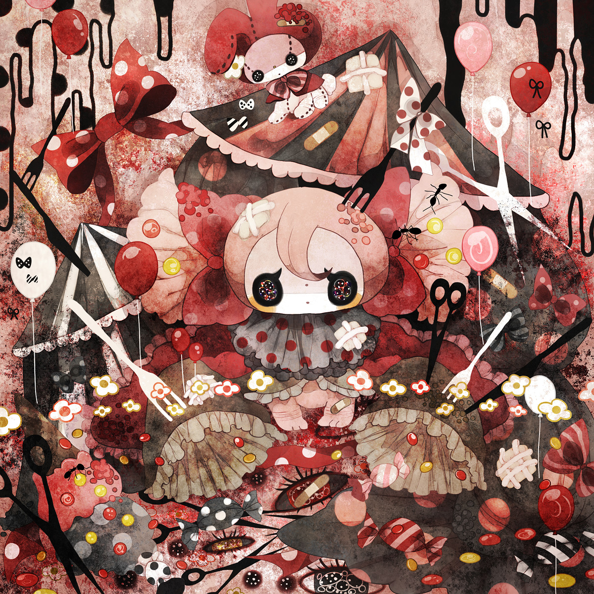 Charlotte Madoka Magica Mahou Shoujo Madoka Magica Zerochan Anime Image Board