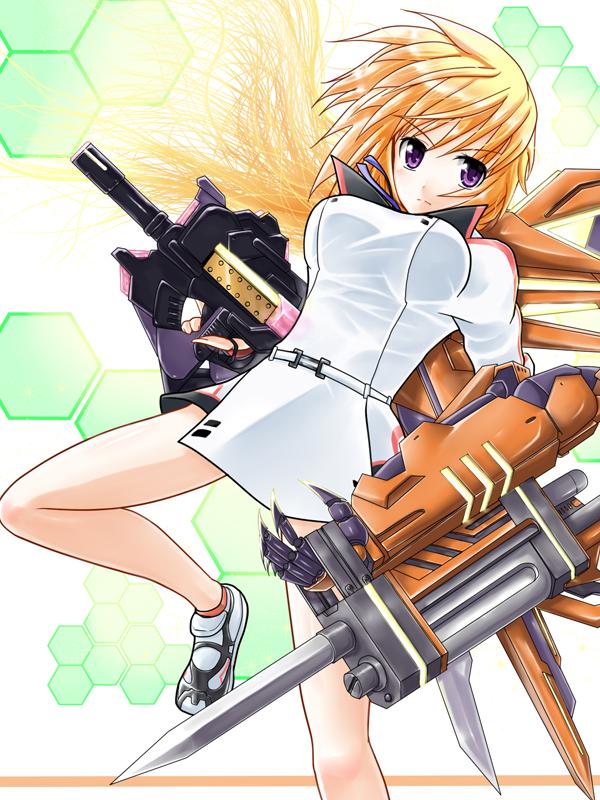 Tags: Anime, Taiga~Midnight, Infinite Stratos, Charlotte Dunois
