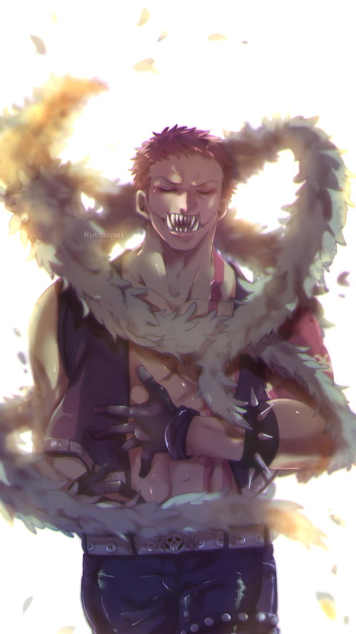 Charlotte Katakuri One Piece Zerochan Anime Image Board