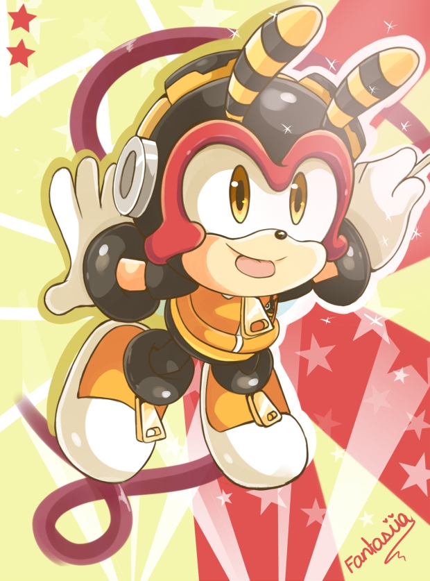 Charmy bee - photo#15