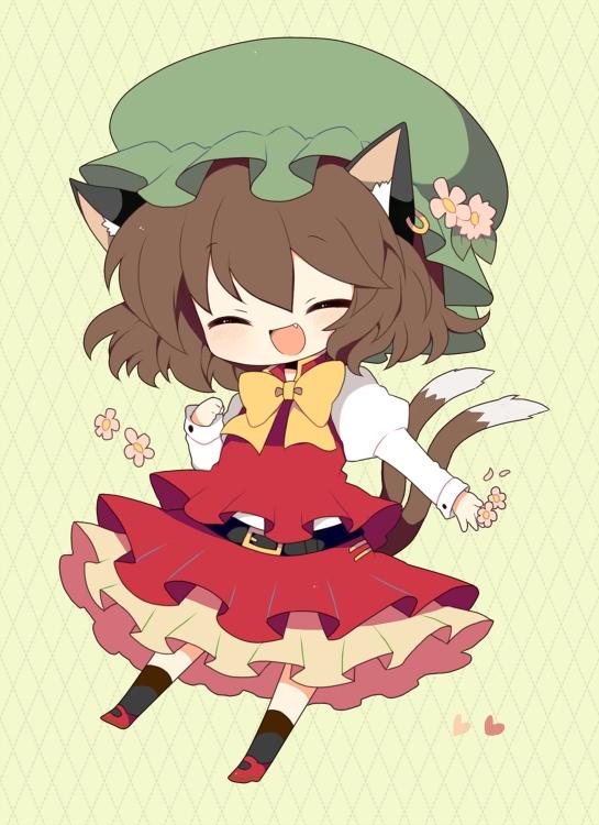 chen touhou zerochan anime image board