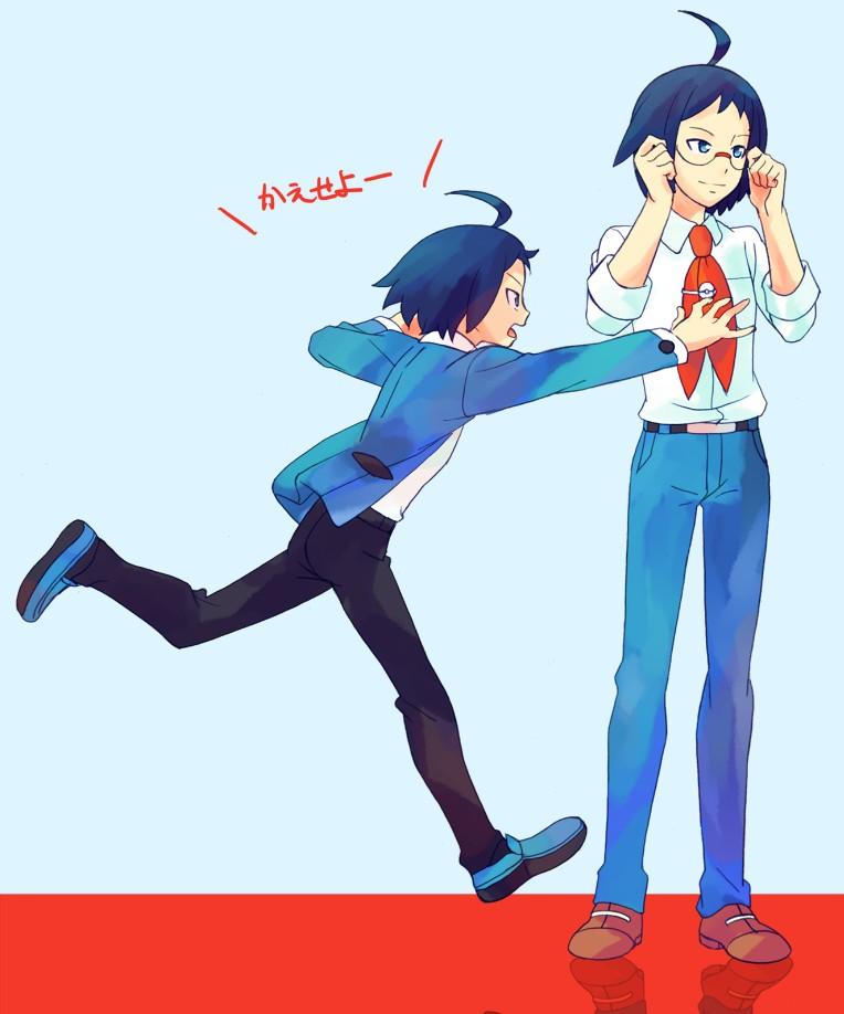 Cheren (Pokémon) Image #1128242 - Zerochan Anime Image Board