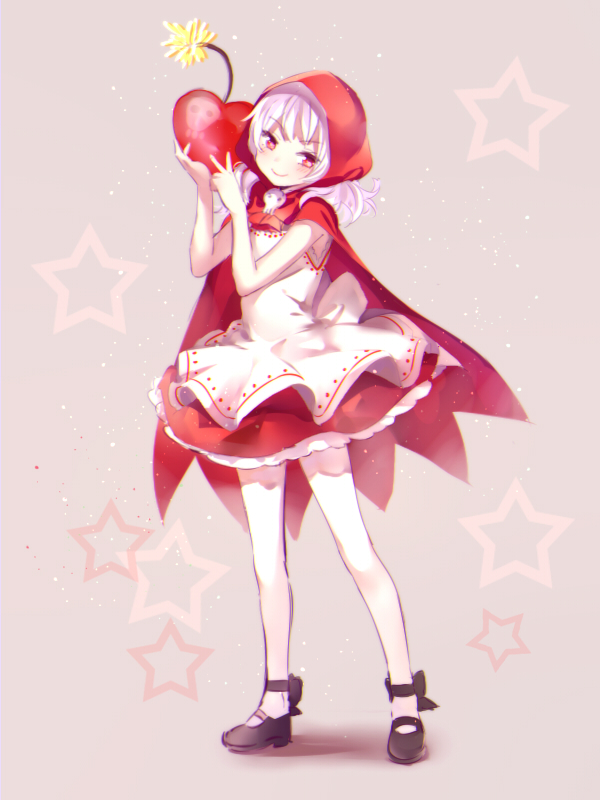 Tags: Anime, mery (dpqpqp550), Cookie Run, Cherry Cookie, Bomb, Fanart, Twitter, Mobile Wallpaper, PNG Conversion