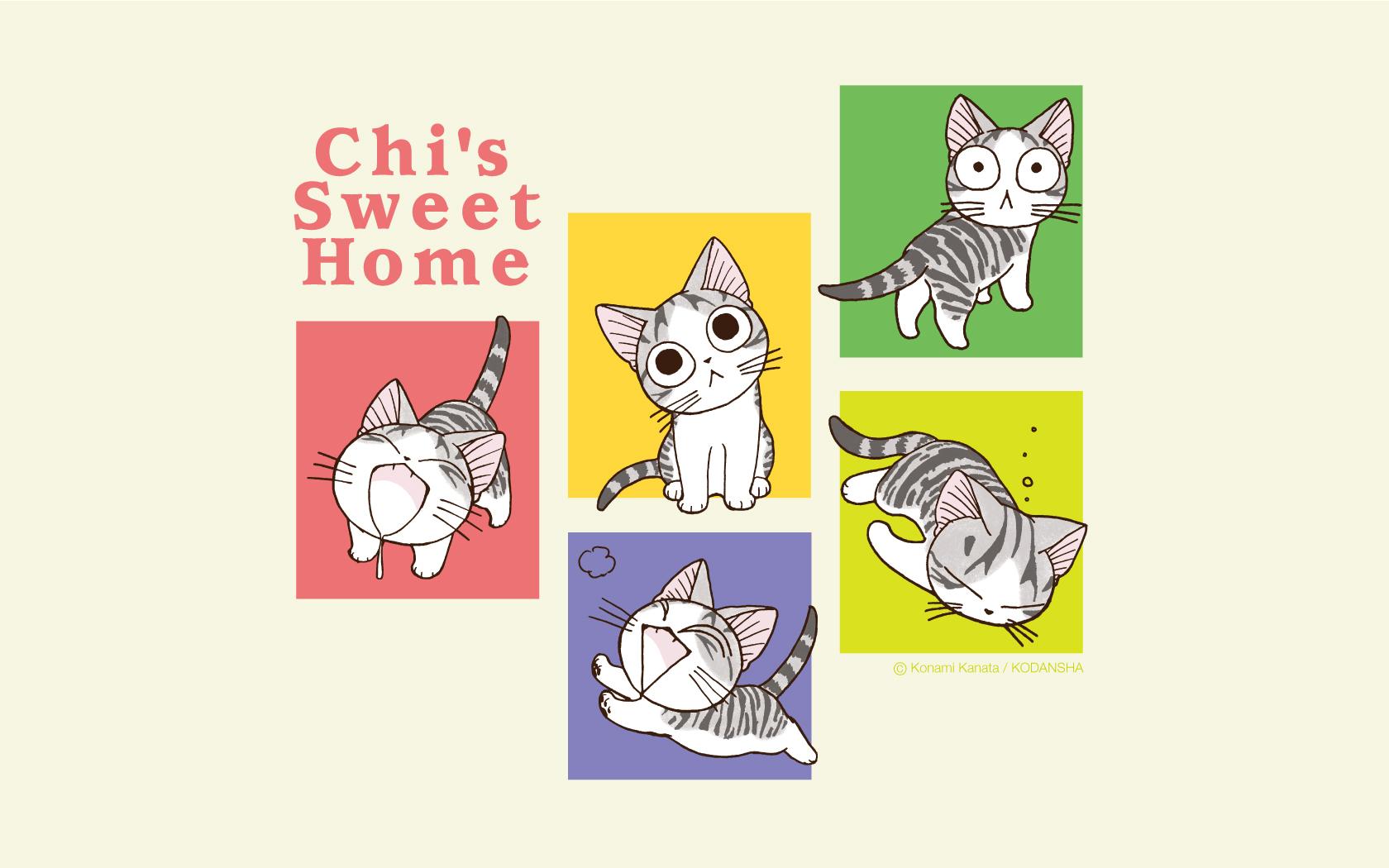 Chi's Sweet Home wallpaper ile ilgili görsel sonucu