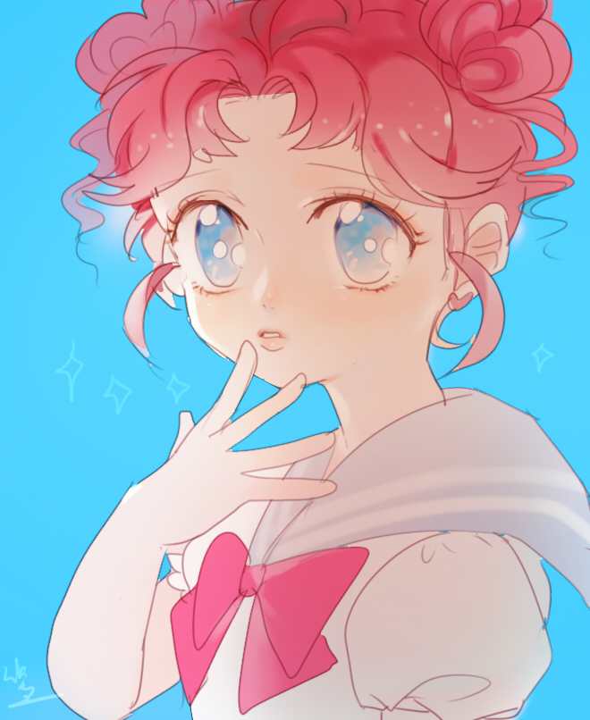 Tags: Anime, Pixiv Id 2797484, Bishoujo Senshi Sailor Moon, Chibi Chibi, Fanart, Fanart From Pixiv, Pixiv