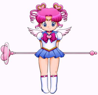 Tags: Anime, Bishoujo Senshi Sailor Moon, Chibi Chibi, Sailor Chibi Chibi Moon