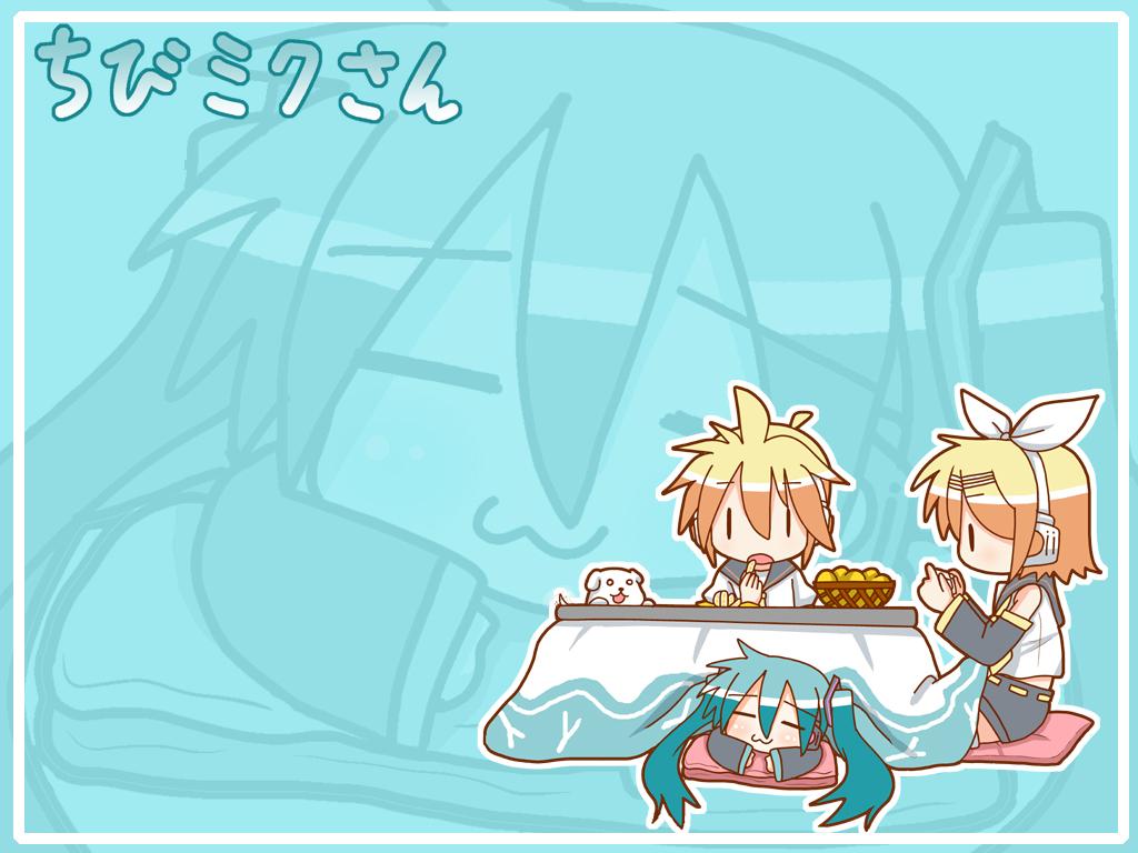 View Fullsize Chibi Miku San Image