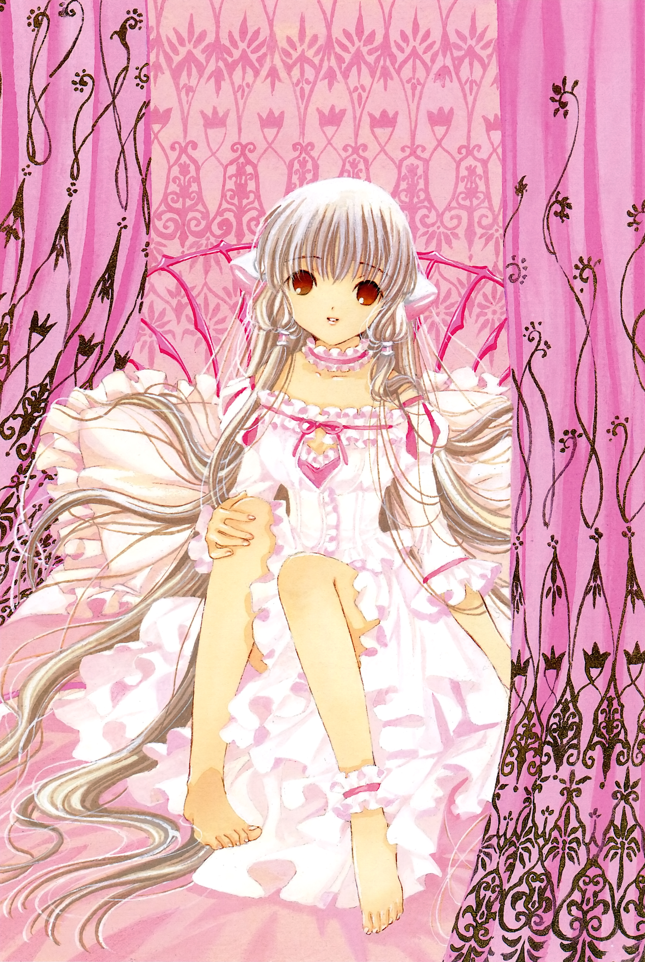 scan chobits