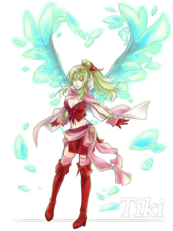 Tags: Anime, Otoka Hisagi, Fire Emblem: Kakusei, Chiki (Fire Emblem)