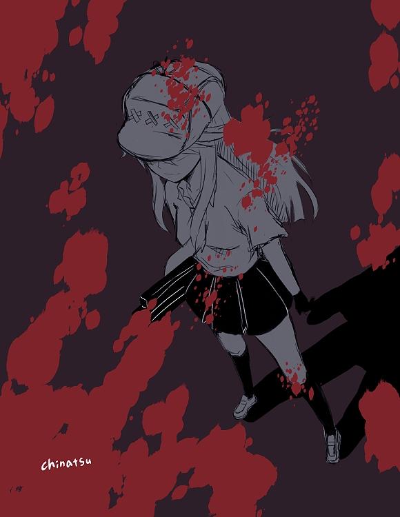 Chinatsu (Jormungand)/#1283740 - Zerochan