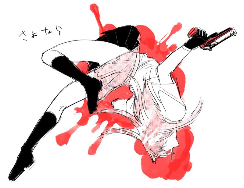 Chinatsu (Jormungand)/#1283849 - Zerochan