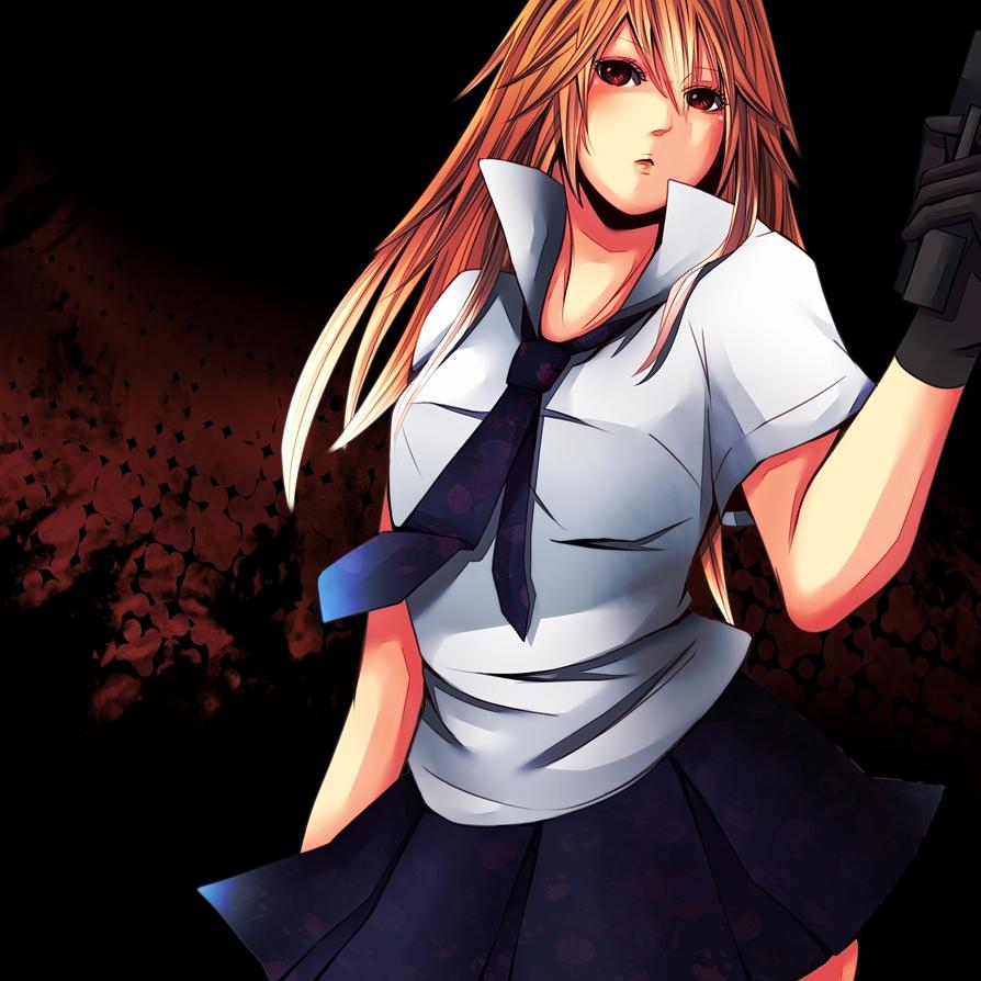 Chinatsu (Jormungand), Fanart - Zerochan Anime Image Board