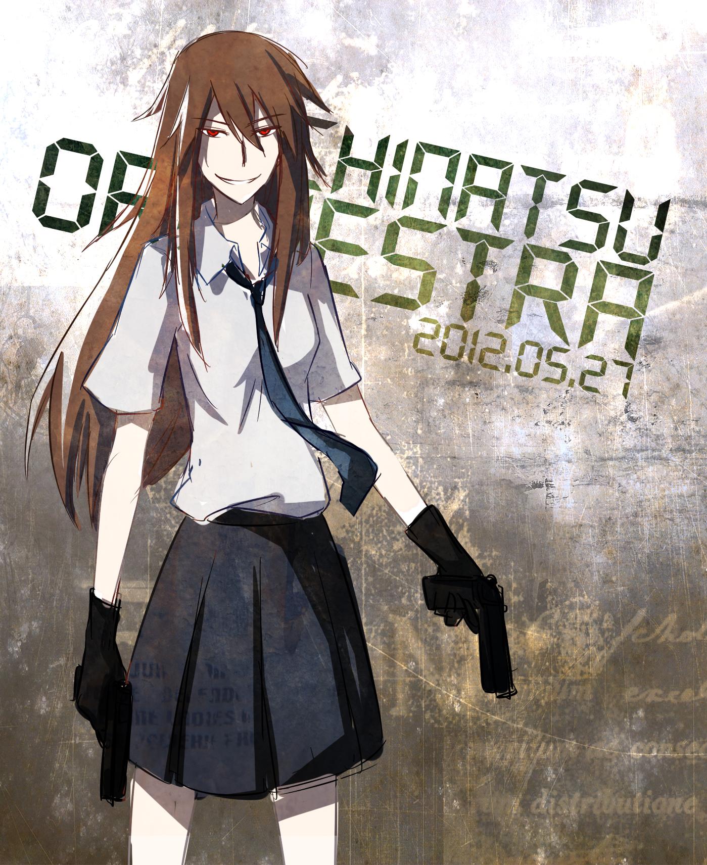 Chinatsu (Jormungand)/#1283880 - Zerochan