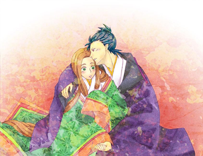 """Képtalálat a következőre: """"Chouyaku Hyakunin Isshu: Uta Koi."""""""