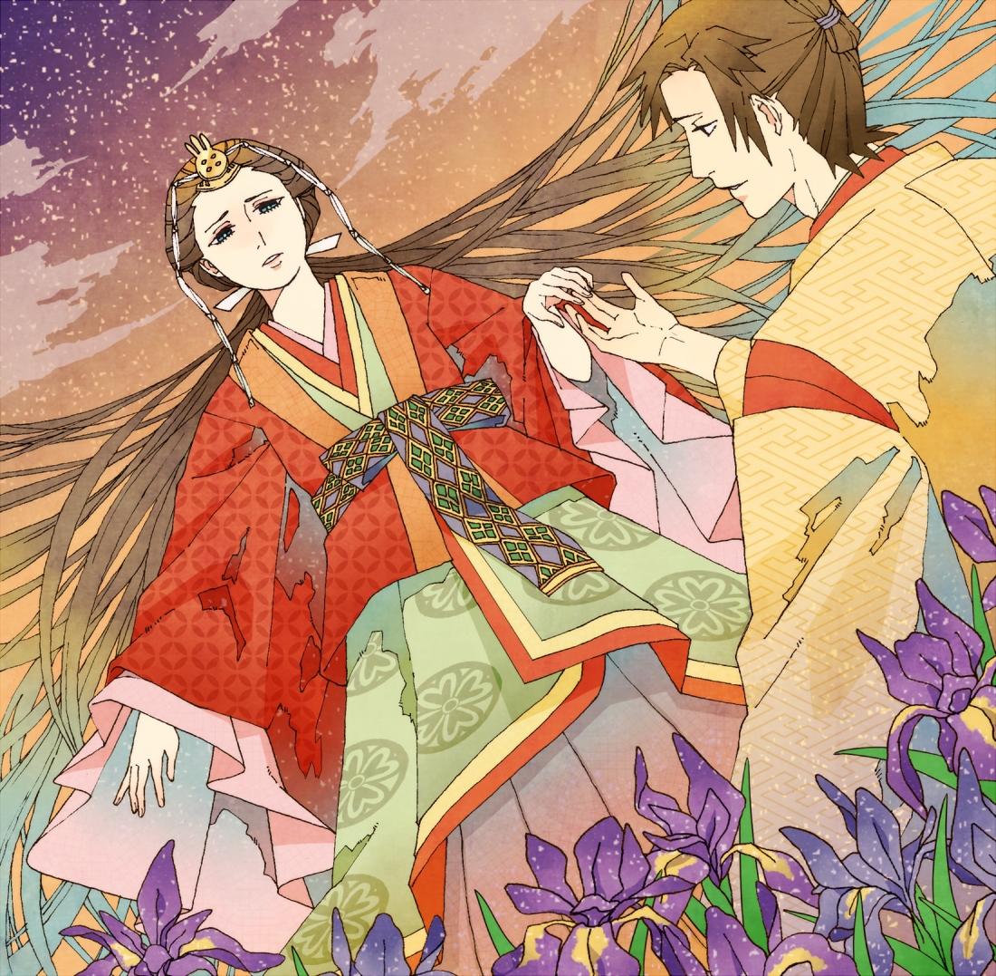 Chouyaku Hyakuninisshu: Uta Koi./#1635807 - Zerochan
