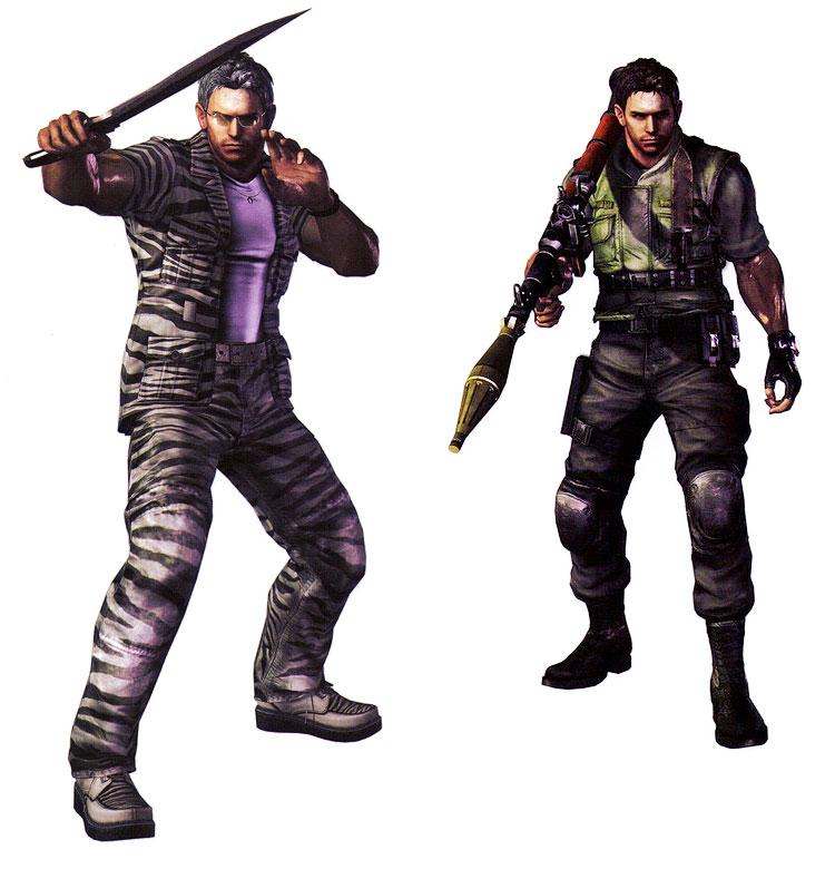 Chris Redfield Resident Evil Image 149062 Zerochan