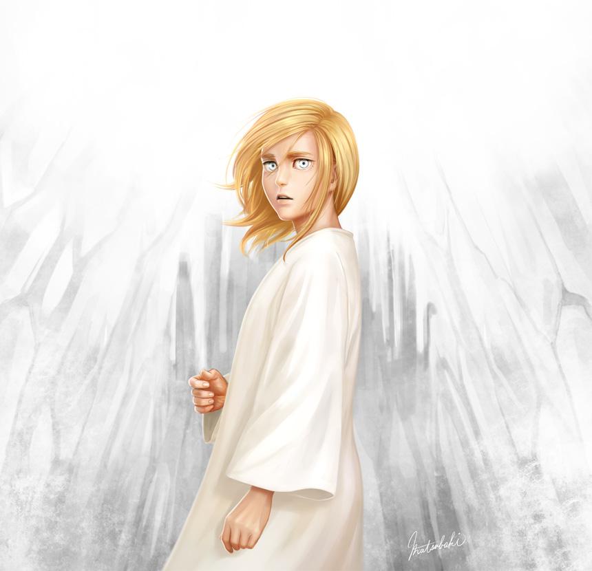 Christa Renz (Historia Reiss) - Attack on Titan - Image #2271832 - Zerochan Anime Image Board