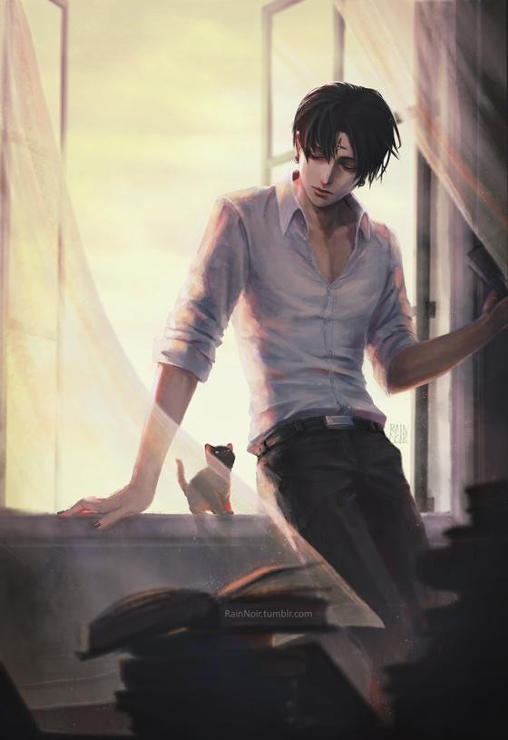 Tags: Anime, RainNoir, Hunter x Hunter, Chrollo Lucifer, Pixiv, Mobile Wallpaper, Fanart, Fanart From Pixiv