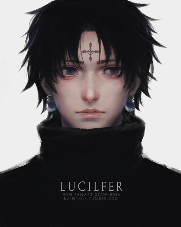 Tags: Anime, RainNoir, Hunter x Hunter, Chrollo Lucilfer, Pixiv, Fanart, Fanart From Pixiv