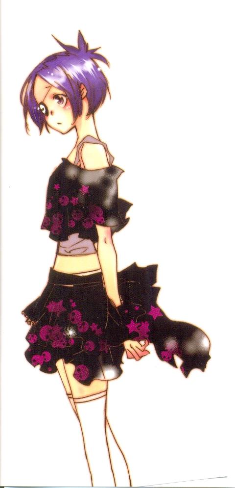 Tags: Anime, Amano Akira, Katekyo Hitman REBORN!, Chrome Dokuro, Official Art