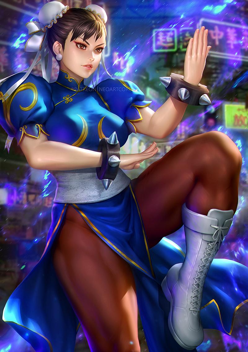 Chun Li Street Fighter Image 2770307 Zerochan Anime Image Board