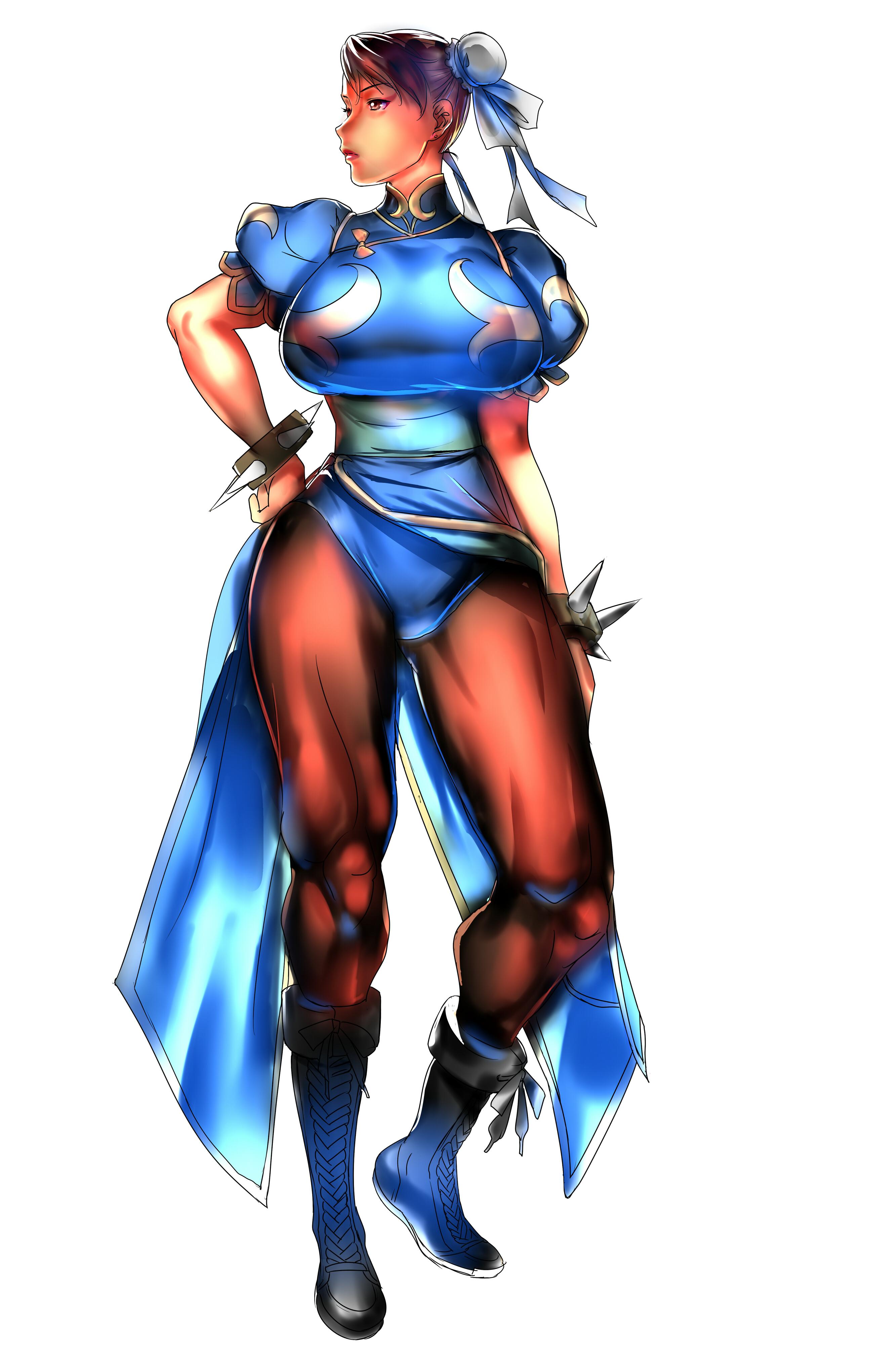 Chun-li - Street Fighter - Image  2861819