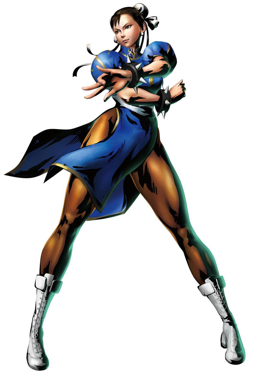 Chun Li Street Fighter Image 352400 Zerochan Anime Image Board