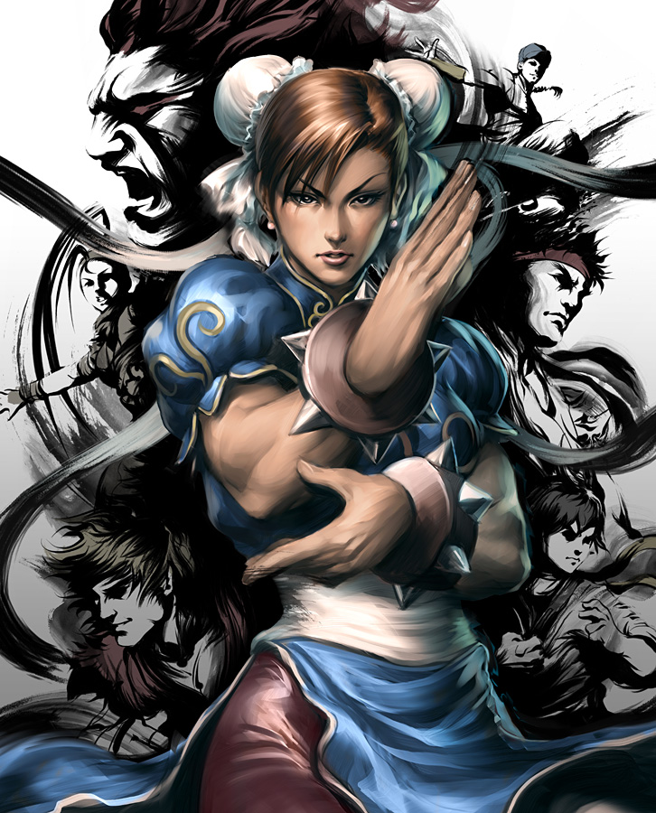 Chun Li Street Fighter Zerochan Anime Image Board