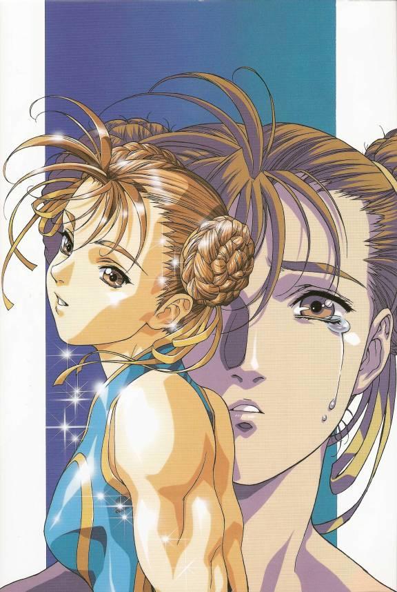 Tags: Anime, Urushihara Satoshi, Street Fighter, Chun-Li