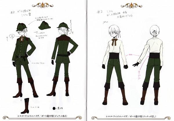 Tags: Anime, Toboso Yana, SQUARE ENIX, Kuroshitsuji, Ciel Phantomhive, Aristocrat