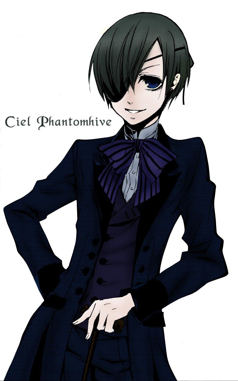 ciel phantomhive wallpaper