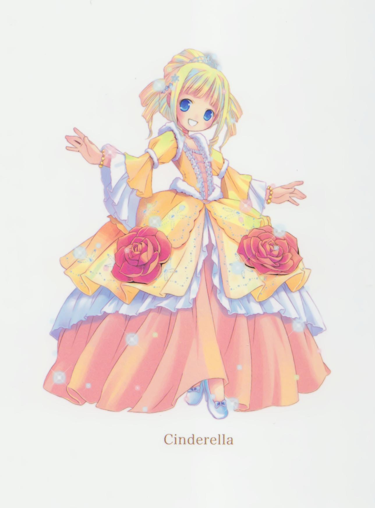 Pop Wonderland Cinderella Zerochan Anime Image Board