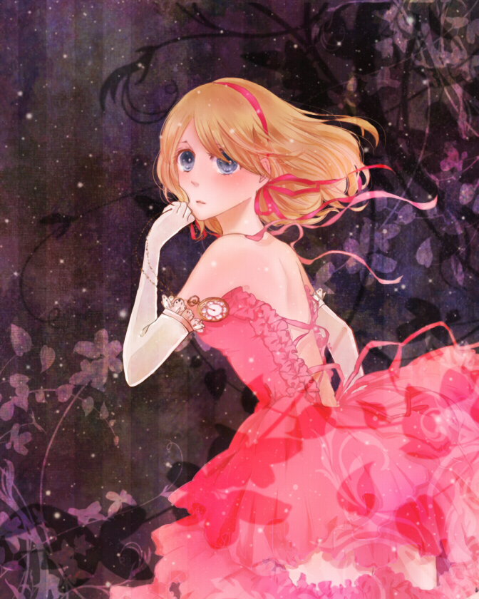 Tags: Anime, Pixiv Id 2494603, VOCALOID, Kagamine Rin, Cinderella Syndrome, Pixiv