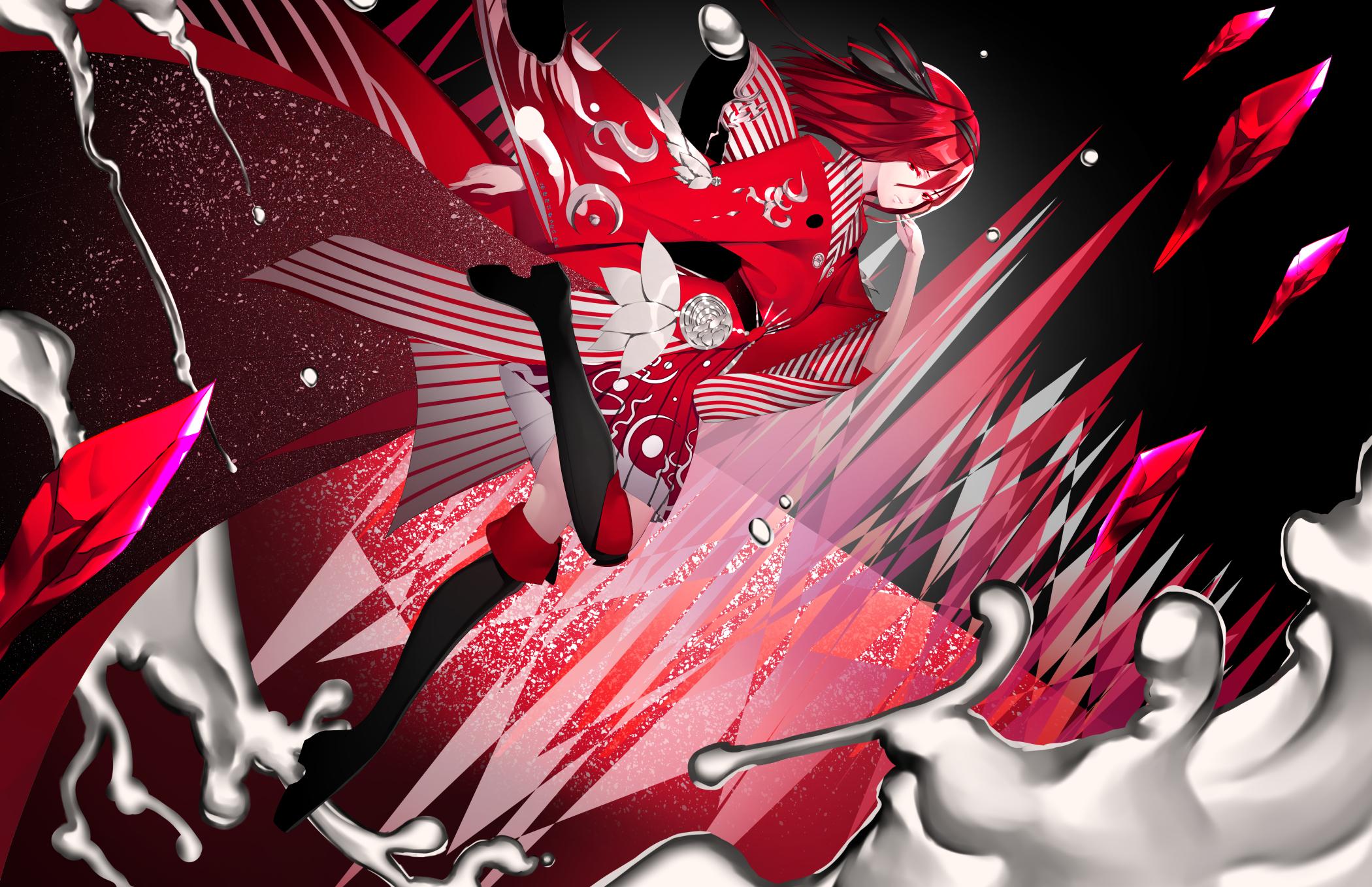 Houseki No Kuni Wallpaper: Cinnabar (Houseki No Kuni) Wallpaper #2248971