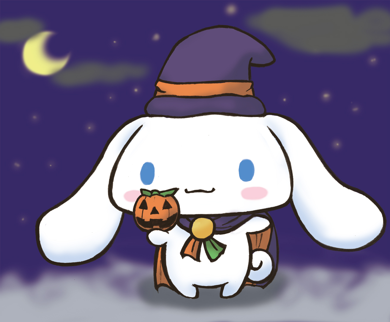 Trick Or Treat - The Bells
