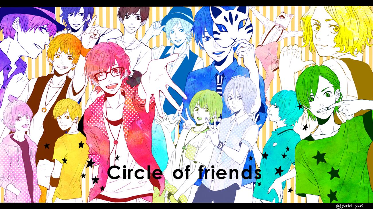 Anime Friendship Group   www.imgkid.com - The Image Kid ...